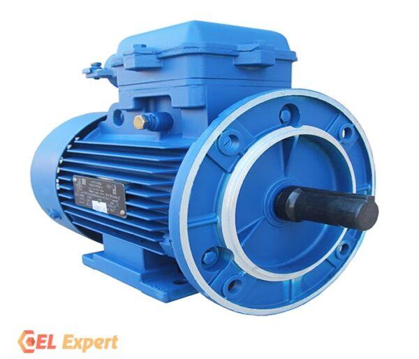 Взрывозащищенный электродвигатель 4ВР 90L6 - 1,5/1000 | Электродвигатель 4вр монтаж фланец