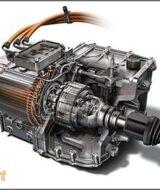какие двигатели в автомобилях тесла