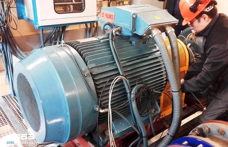 Применение асинхронного двигателя в промышленности